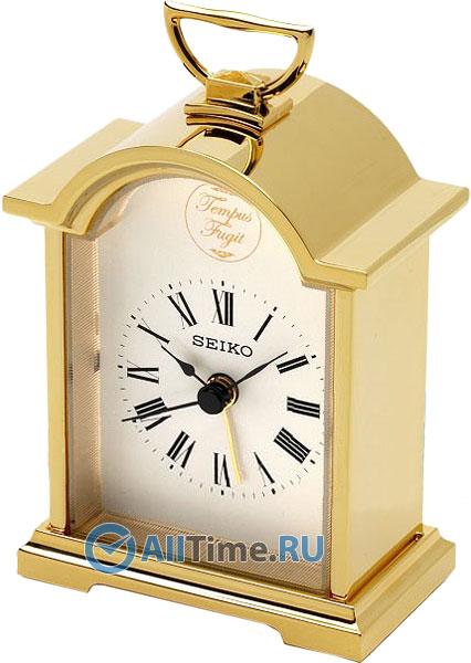 Настольные часы Seiko QHE004GN