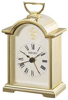 Настольные часы Seiko Clock QHE004GN