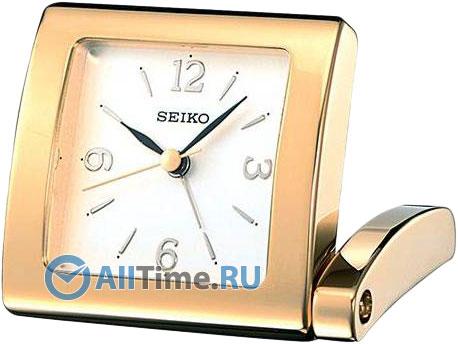 Настольные часы Seiko QHE025GN