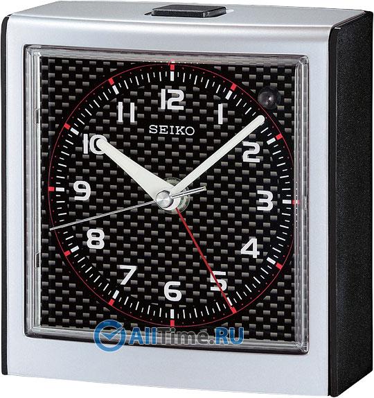 Настольные часы Seiko QHE040SN
