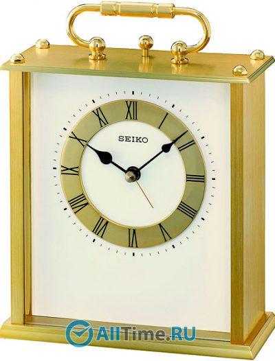 Настольные часы Seiko QHE069GN