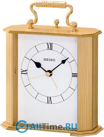 Настольные часы Seiko QHE078GN