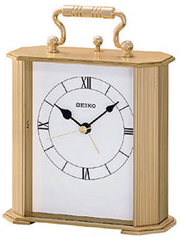 Настольные часы Seiko Clock QHE078GN