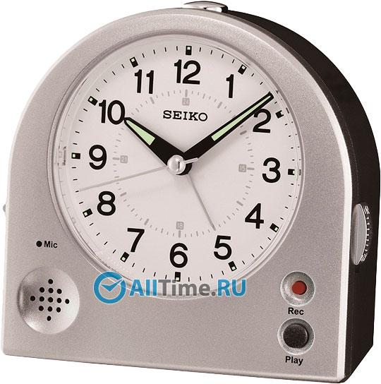 Настольные часы Seiko QHE081SN