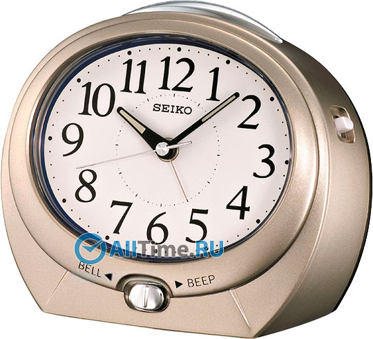 Настольные часы Seiko QHK005SN-T