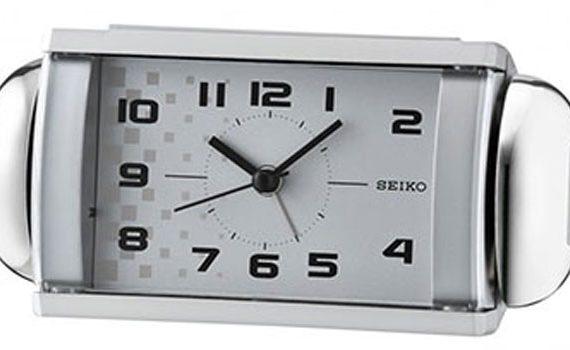 Настольные часы Seiko Clock QHK027SN
