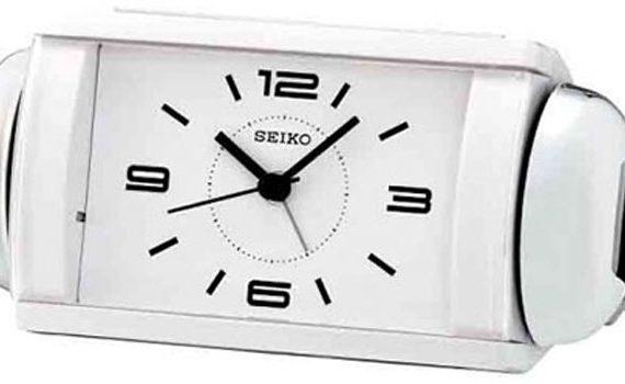 Настольные часы Seiko Clock QHK027WN