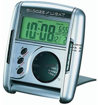Настольные часы Seiko Clock QHL004SN