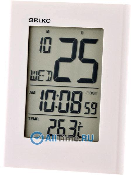Настольные часы Seiko QHL055WL