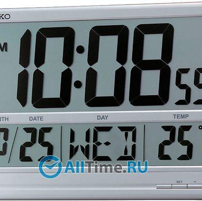 Настольные часы Seiko QHL056SN