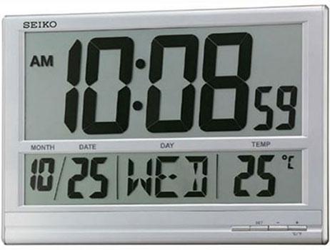 Настольные часы Seiko Clock QHL056SN