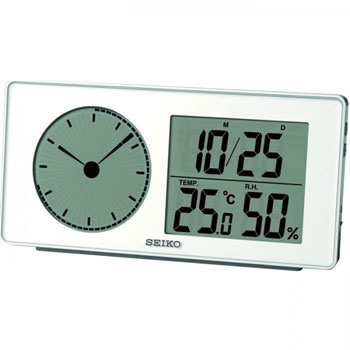 Настольные часы Seiko Clock QHL059WL