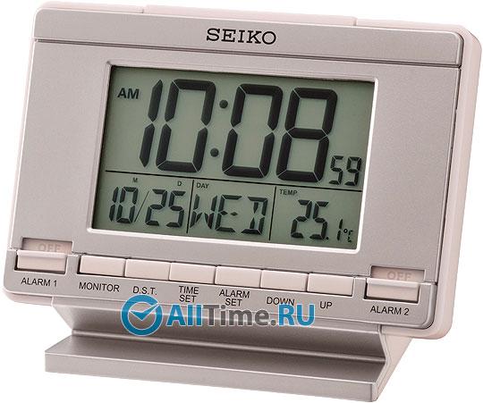 Настольные часы Seiko QHL061SN