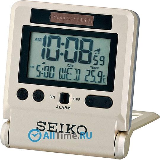 Настольные часы Seiko QHL064S