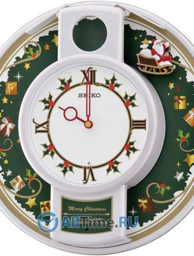 Настенные часы Seiko QHM003WN