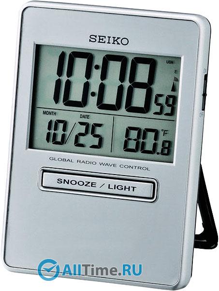 Настольные часы Seiko QHR023SN