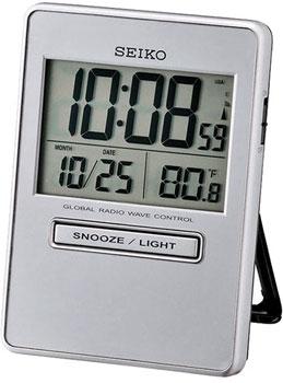 Настольные часы Seiko Clock QHR023SN