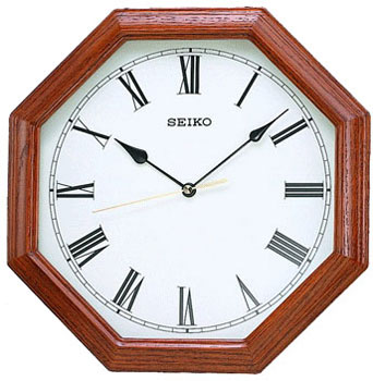 Настольные часы Seiko Clock QXA152BL