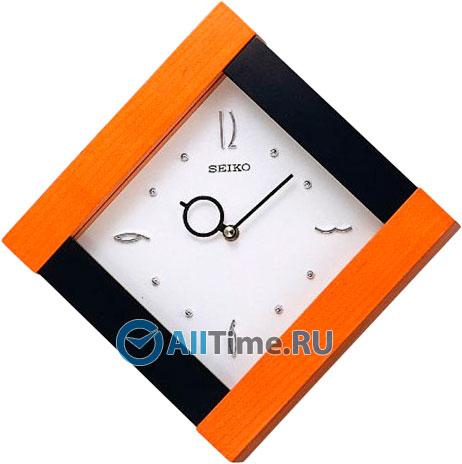 Настенные часы Seiko QXA157BL