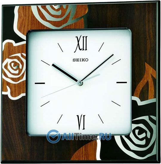 Настенные часы Seiko QXA534BN
