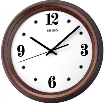 Настольные часы Seiko Clock QXA540B