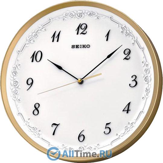 Настенные часы Seiko QXA546G