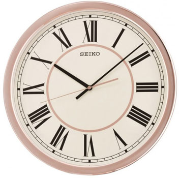 Настольные часы Seiko Clock QXA614PT