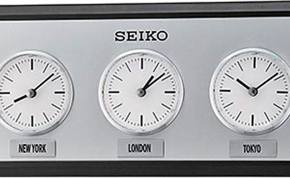 Настольные часы Seiko Clock QXA623K