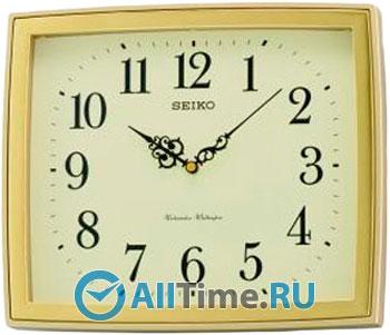 Настенные часы Seiko QXD211GT