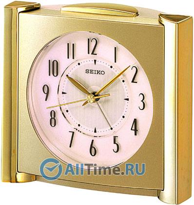 Настольные часы Seiko QXE418GN