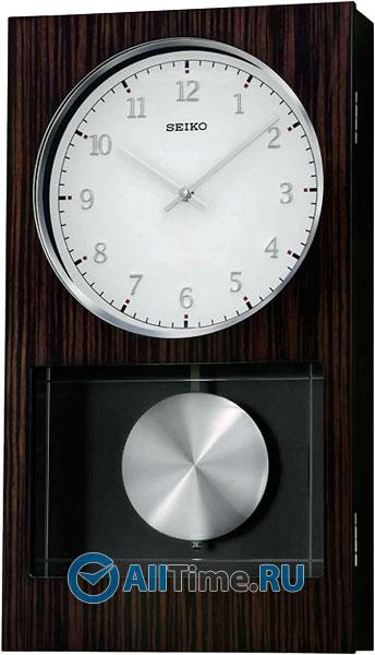 Настенные часы Seiko QXH046B