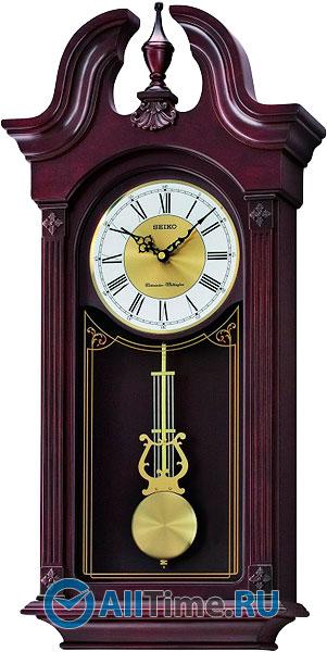 Настенные часы Seiko QXH058BN