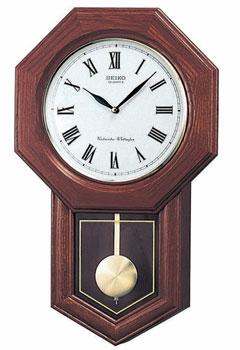Настольные часы Seiko Clock QXH102B