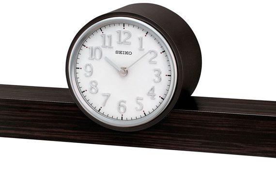 Настольные часы Seiko Clock QXJ018BN