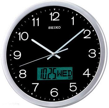 Настольные часы Seiko Clock QXL007AN