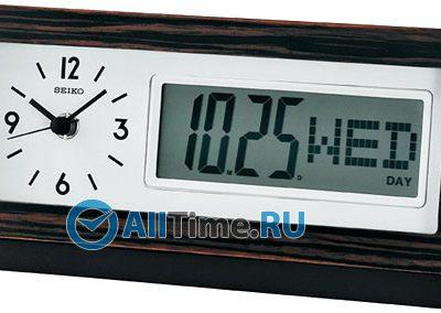 Настольные часы Seiko QXL011B