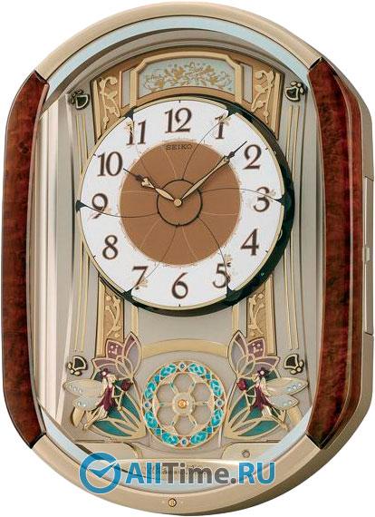 Настенные часы Seiko QXM157B