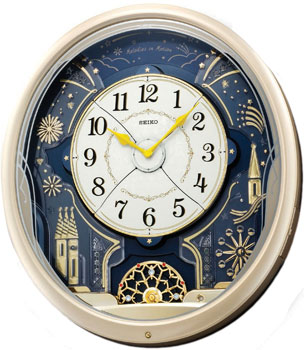 Настольные часы Seiko Clock QXM239ST