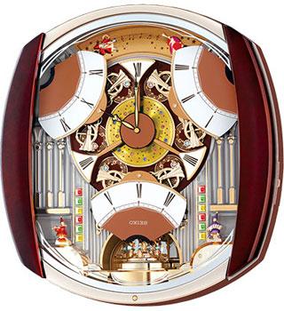Настольные часы Seiko Clock QXM250BT