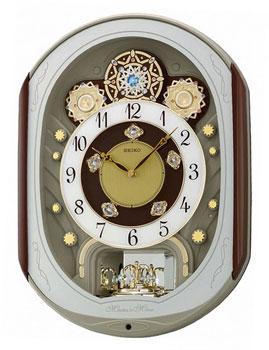 Настольные часы Seiko Clock QXM276BT