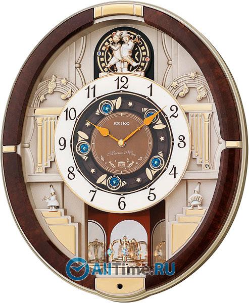 Настенные часы Seiko QXM289BT