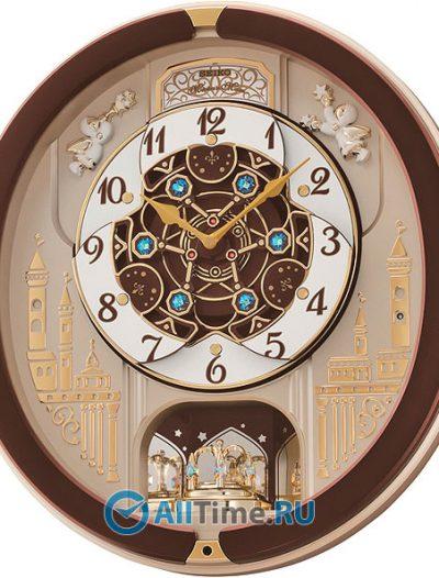 Настенные часы Seiko QXM291BT