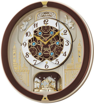 Настольные часы Seiko Clock QXM291BT
