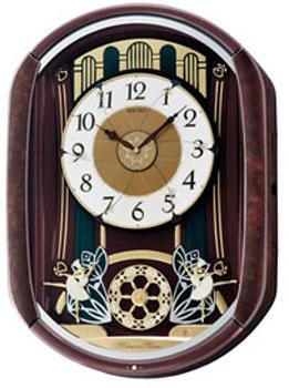 Настольные часы Seiko Clock QXM297BT