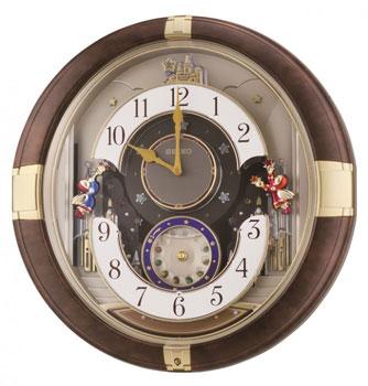 Настольные часы Seiko Clock QXM333B