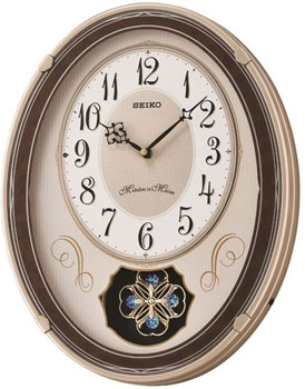 Настольные часы Seiko Clock QXM337BN