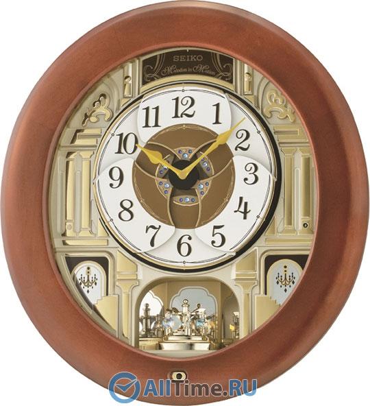 Настенные часы Seiko QXM340B
