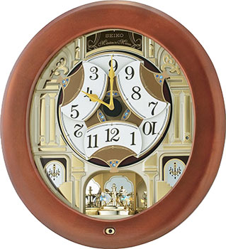 Seiko Clock QXM340B