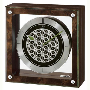 Настольные часы Seiko Clock QXV002ZN