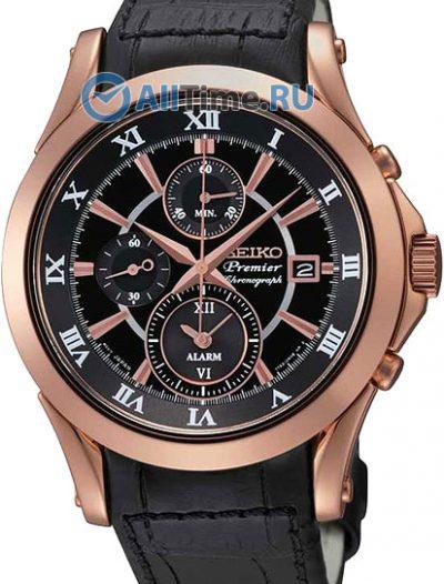 Мужские часы Seiko SNAF24J1